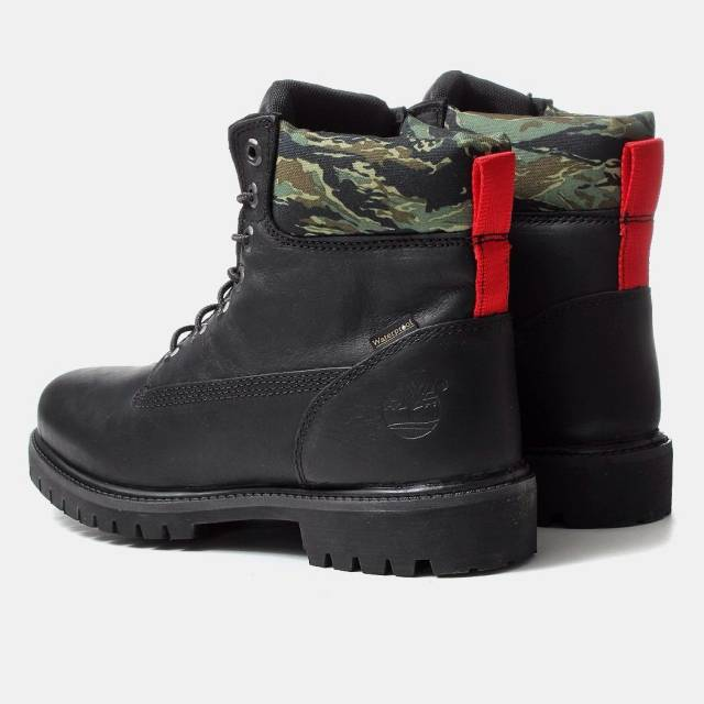 ds black scale x timberland 6 boot black size 8 cheap