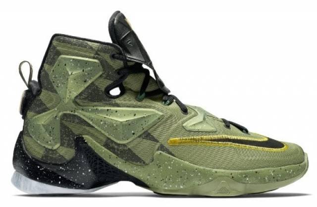 huge selection of a6b01 cd637 ... shoes all star alligator black multi color 73f24 34e9e ireland nike  lebron xiii all star 100 ds deadstock 835659 309 e8178 c954f ...