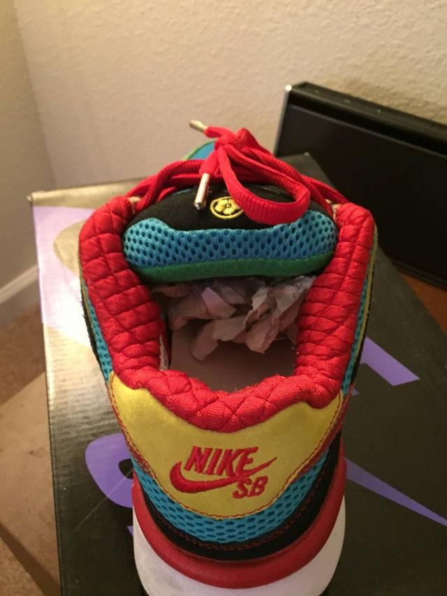 Nike Free-Rod plus
