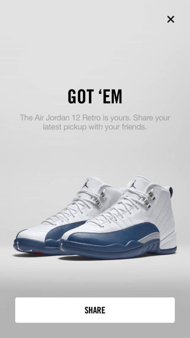 online store 4a0b7 64fc3 ... discount air jordan retro 12 french blue 0c99e f691a