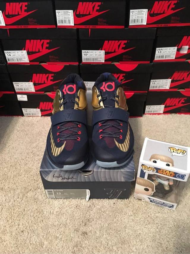 huge discount 111c7 185cc Nike Kd 7 Premium