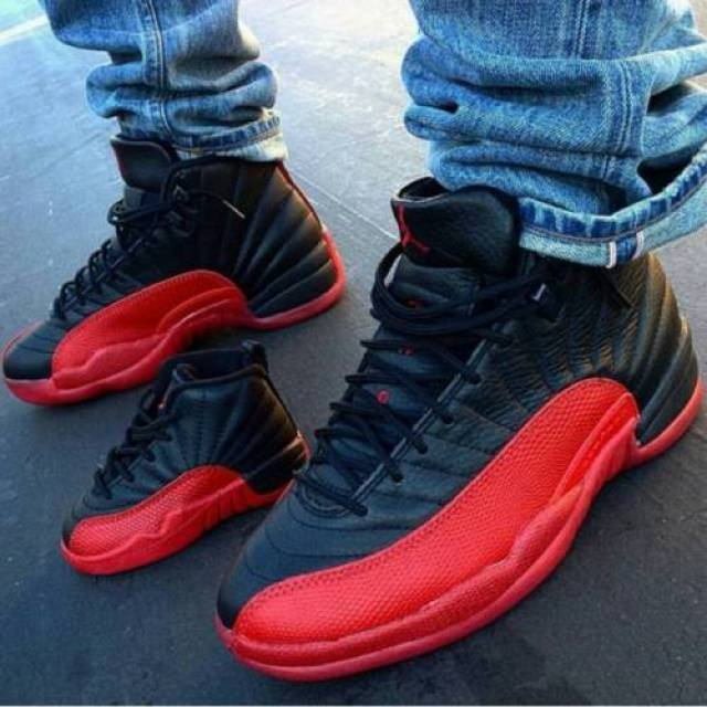 nike air jordan retro 12 flu game