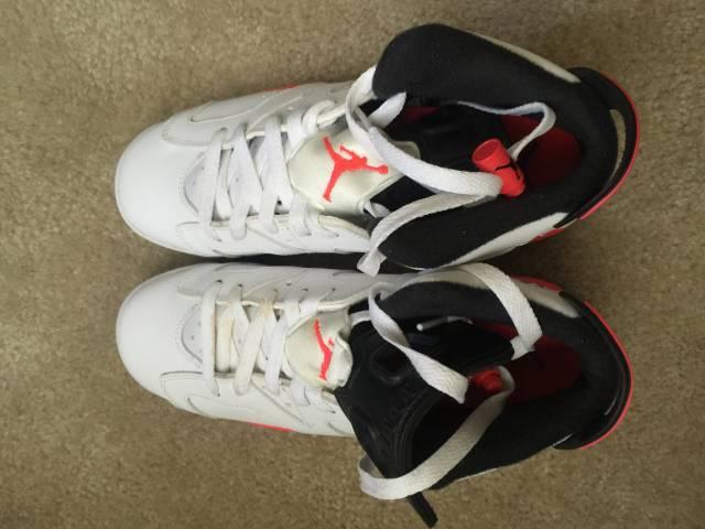 Air Jordan Retro Infrared 6s Size 6.5GS | Kixify Marketplace