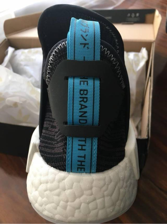 2017 Easy Fashion Men And Womens Nmd Xr 1 Glitch Black White