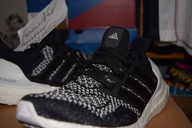différemment e6573 094d7 Sample 3m Adidas Ultra Boost Test Wear Sample