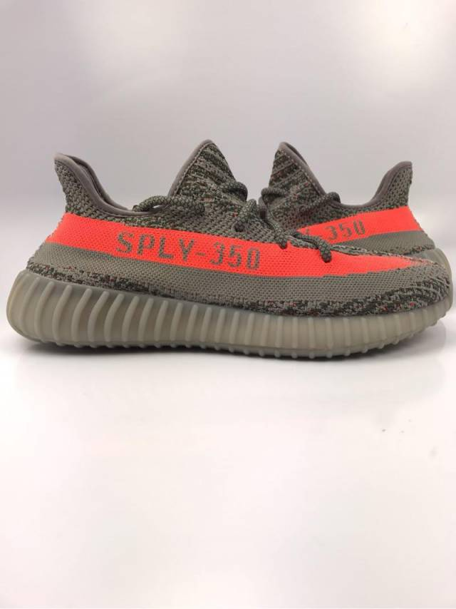 adidas YEEZY Boost 350 V2 Cream White Triple White Review, On