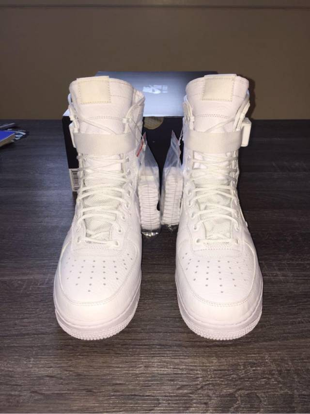 nike air force size 9