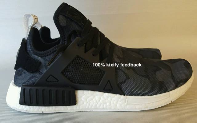 the latest aba33 f3c39 Adidas Nmd Xr1 Duck Camo Black