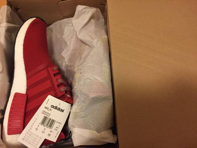 dd19f7351 adidas NMD R1 JD Sports UK Exclusive DS New In Box Sz 9.5