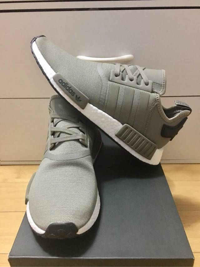 0559017a4 Adidas NMD R 1 Trace Cargo Trail Green Olive Men Size 9-11US ...