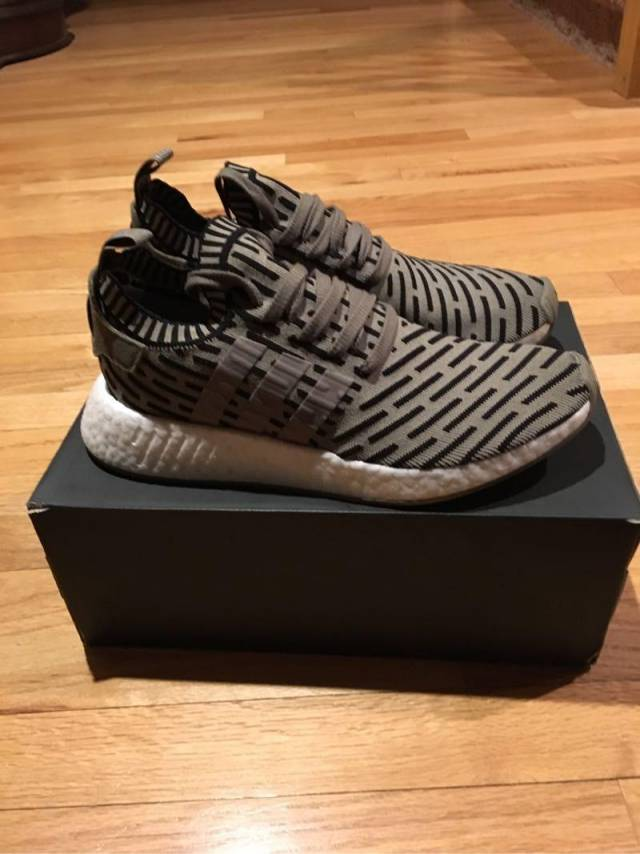 Women Black Originals NMD R2 Shoes adidas US