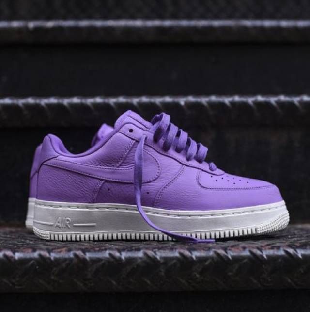 Nike Air Force 1 Faible Violet
