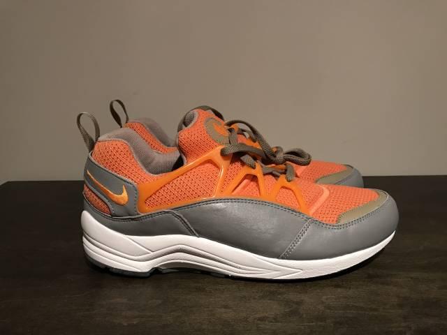 new arrivals decee 07d99 Nike Air Huarache Light X Stussy Orange 2003 Max 307277...