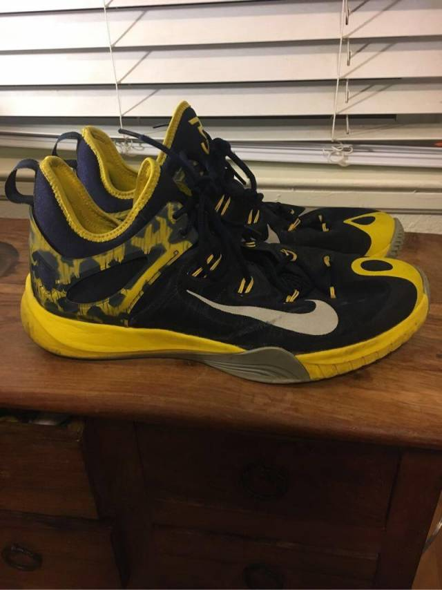 nike hyperrev 2015 blueyellow kixify marketplace