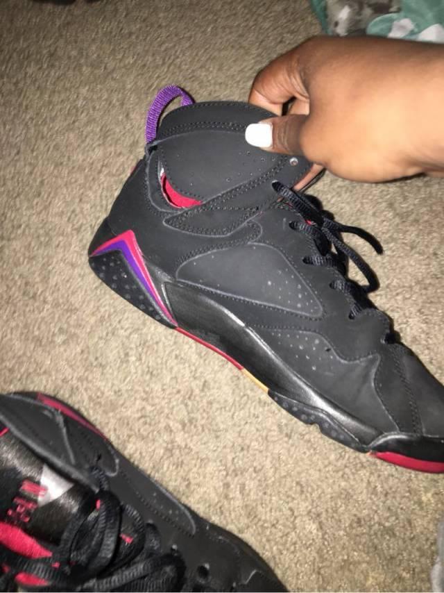 Air Jordan 7 Raptors + Air Jordan 6 Infrared  774d834d4