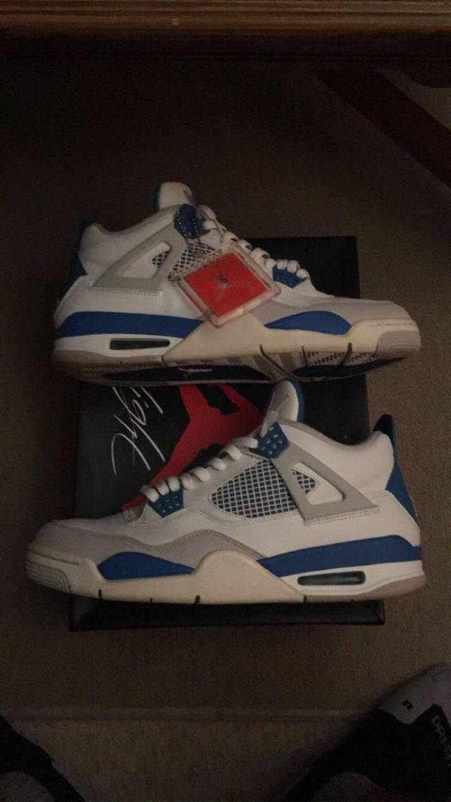 low priced b686e be8f5 Jordan Retro 4