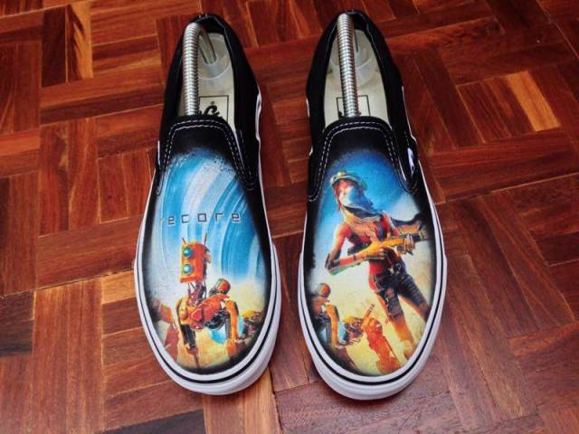 bb10f078d24f21 Vans ReCore slip on