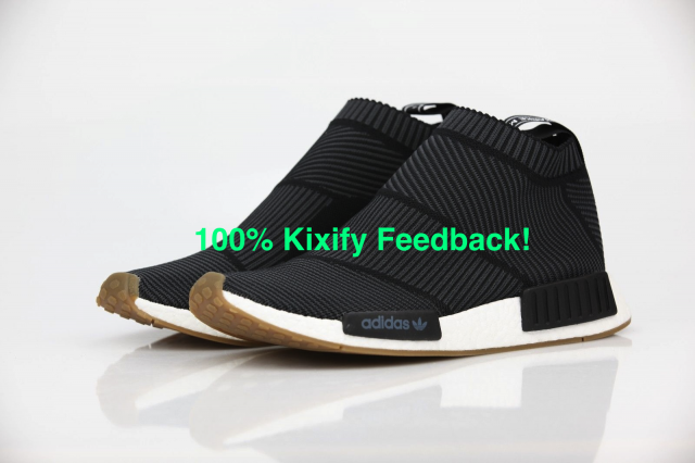 adidas NMD City Sock Black Gum
