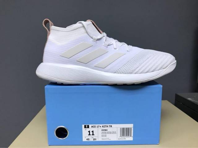 sports shoes 2db92 841d1 Kith X Adidas Ace Tango 17.1 Purecontrol Turf Trainer ...