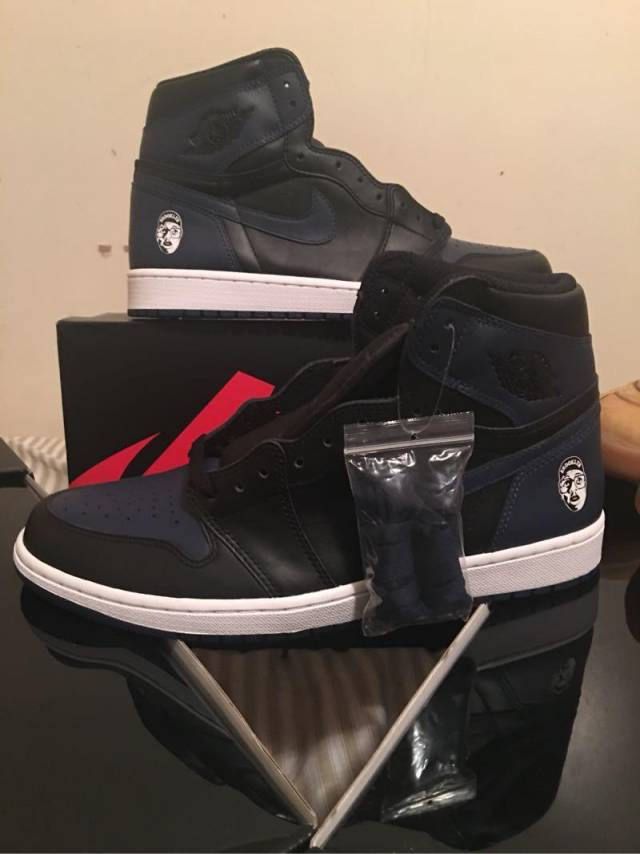 f9613f33273 Nike Air Jordan 1 NYC Spike Lee Edition Size 12 | Kixify Marketplace