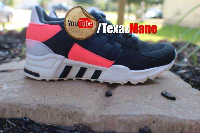 best service a45f3 bd0f1 Adidas Originals EQT Support RF x core black/turbo   Kixify Marketplace