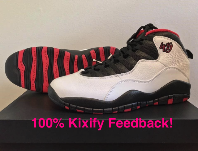 Kixify Air Jordan 10 À Double Nickel
