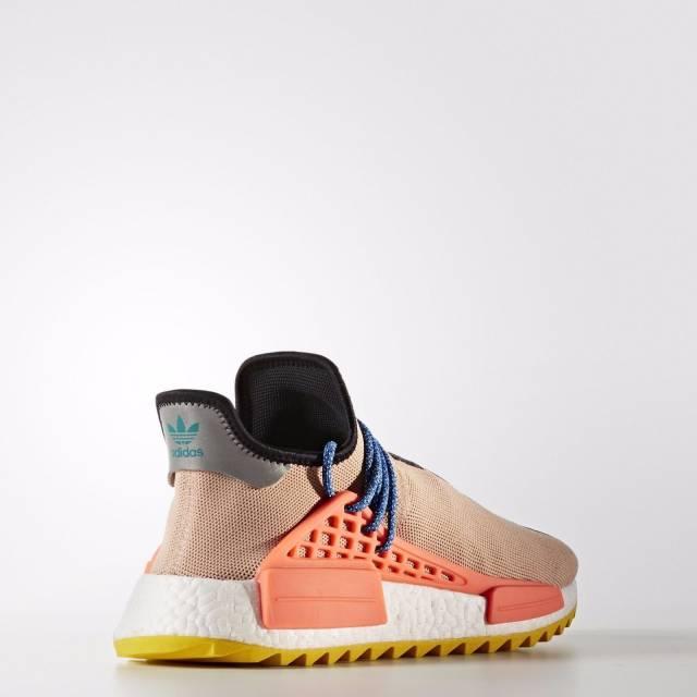 adidas Originals Pharrell Williams HU NMD_TR Hike (Pale