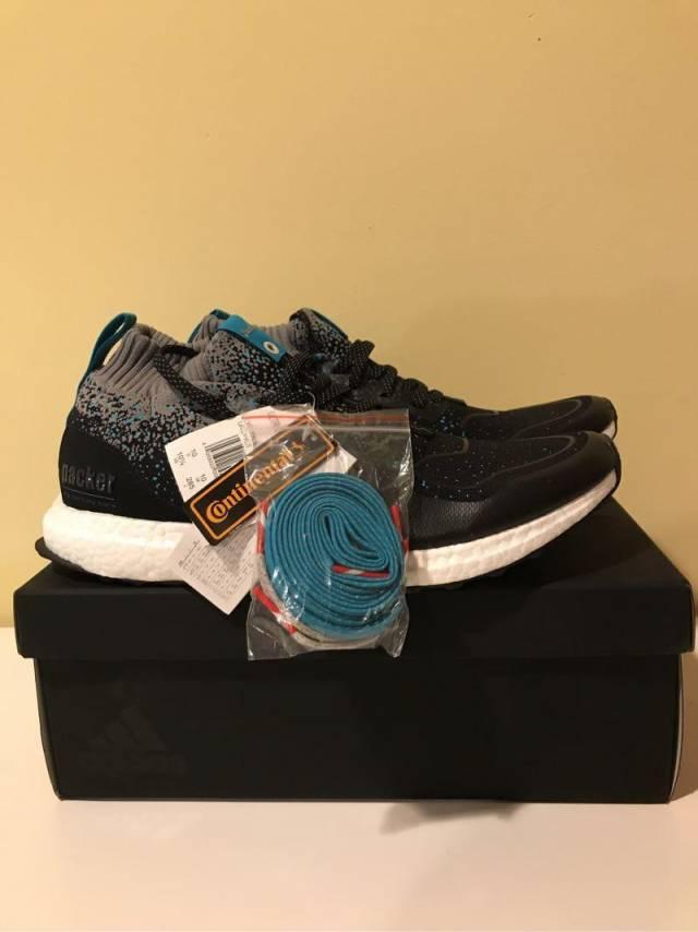dcd7242b37455 Packer Shoes x Solebox x adidas Consortium Ultra Boost Mid Silfra Rift