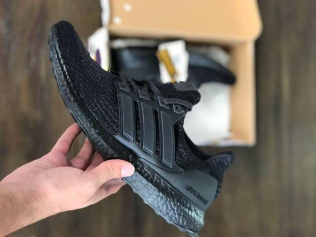 493332204ff5b Adidas Ultra Boost 3.0 Triple Black 2.0