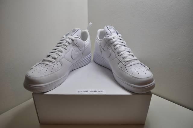 promo code e5872 e2feb Nike Air Force 1 X Acronym AF100 White Size 9.5 Us 9 Uk 43 E