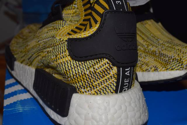 75feabdc2 adidas NMD Yellow Camo PK Gold