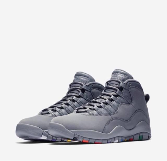 Air Jordan 10 Retro Cool Grey w/Receipt (men's) Size 7-15