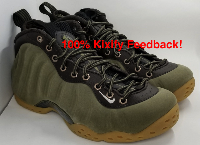 7119b11c99 Nike Air Foamposite One Olive | Kixify Marketplace