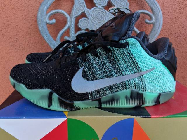 newest f4542 422ba Nike Kobe XI Elite Low  All Star