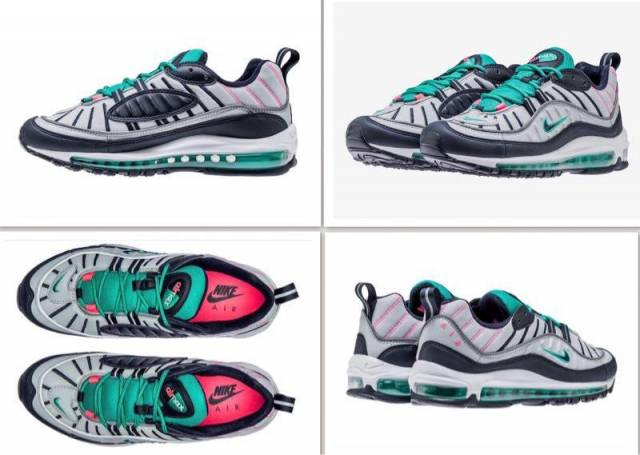 air max 98 south beach stockx