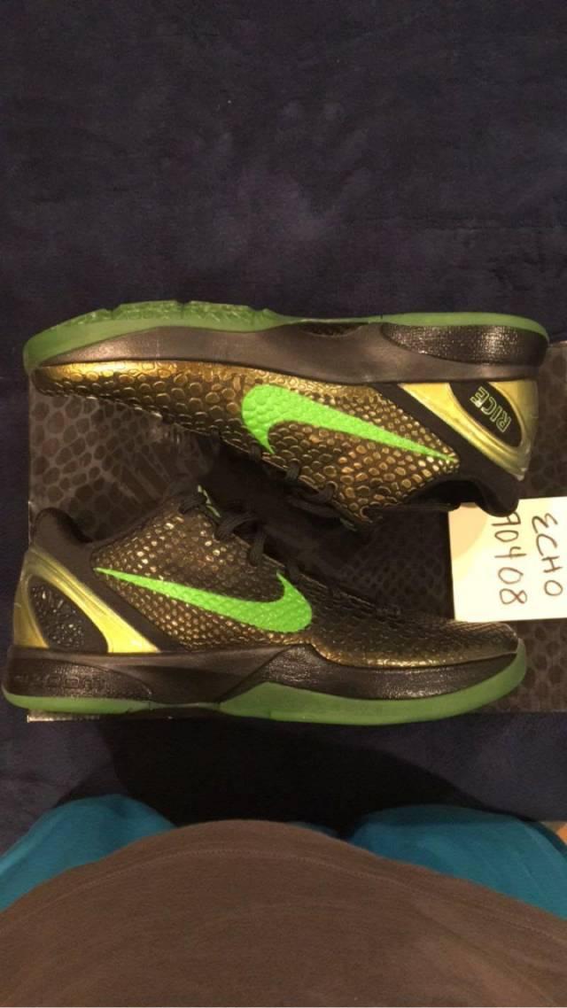 new concept 21cff 70b30 Nike Zoom Kobe VI  Rice Edition