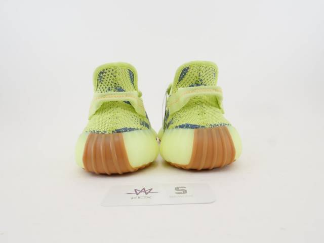 ADIDAS YEEZY BOOST 350 V2 FROZEN YELLOW MENS SIZE 10 BRAND NEW DS