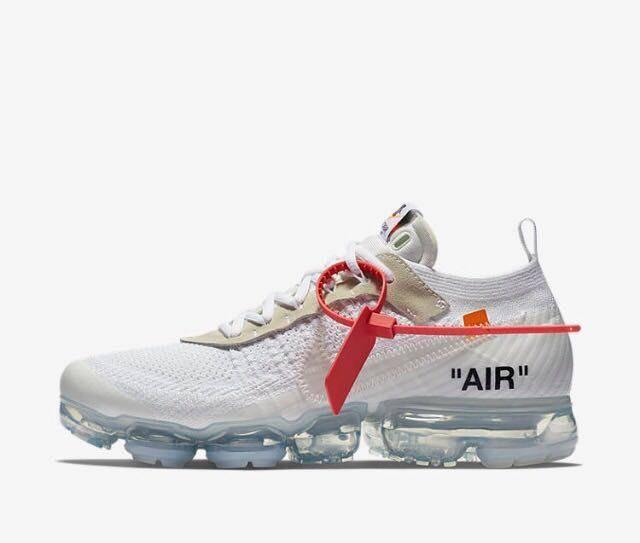 nike air vapormax size 4