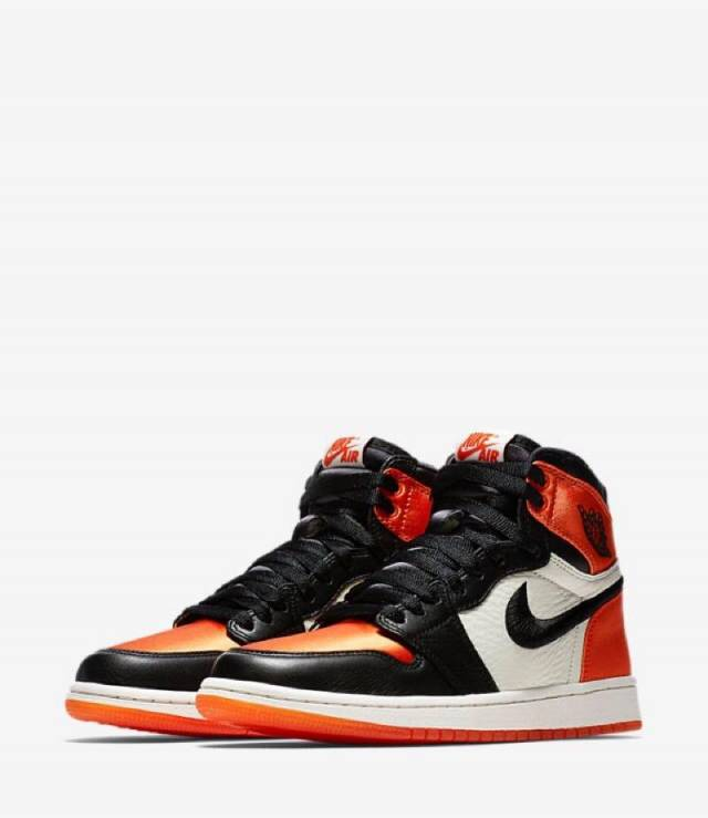 Air Jordan 1 Wmns Satin Shattered Backboard