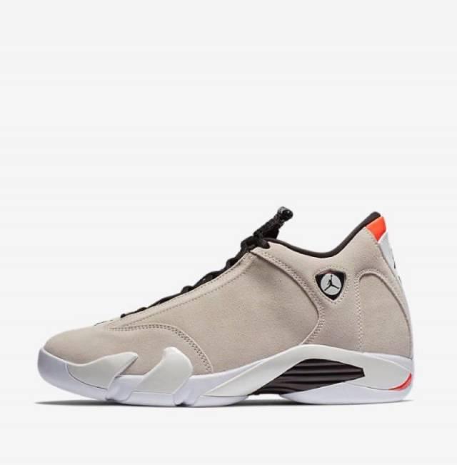 online store 14182 4dccd Air Jordan 14 Desert Sand