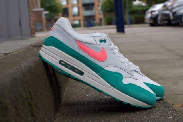 purchase cheap a1eb7 14fc6 Nike Air Max 1 Watermelon