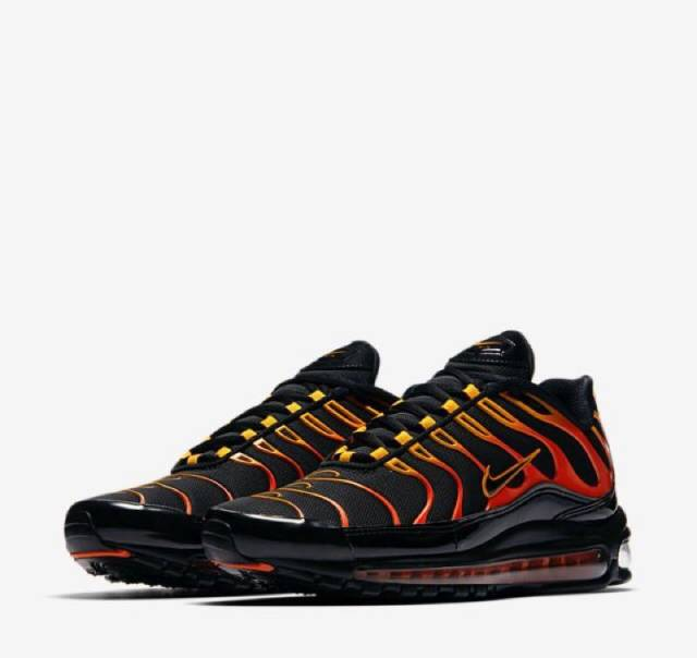 1f2bd862f780b Nike Air Max 97 Plus Shock Orange w/Receipt (men's) Size 6-15 ...