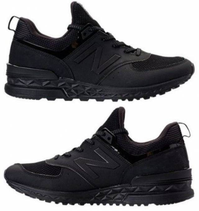 new balance 574 sport synthetic casual shoes