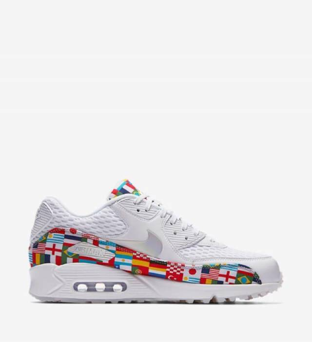 Nouvelles Arrivées 031bf 04ee9 Nike Air Max 90 One World