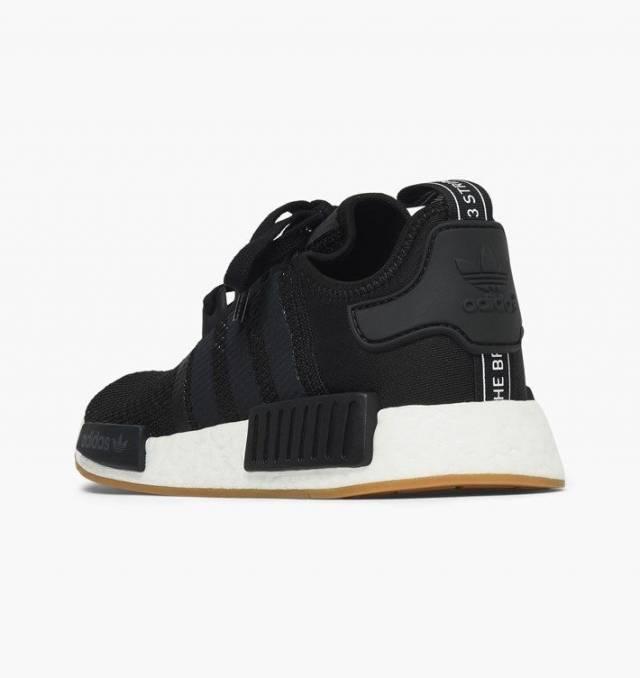 Adidas Nmd R1 B42200 Core Black Core Black Gum White Kixify