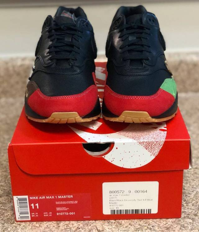 the latest 88025 16fda ... norway nike air max 1 master df0cb 51d28