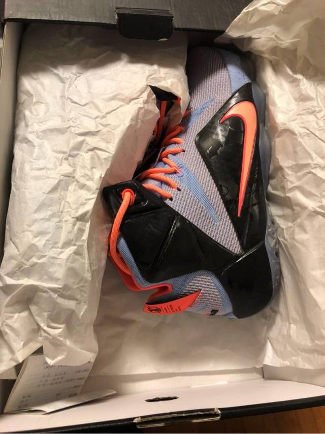df918e22023 Nike LeBron 12 - Easter