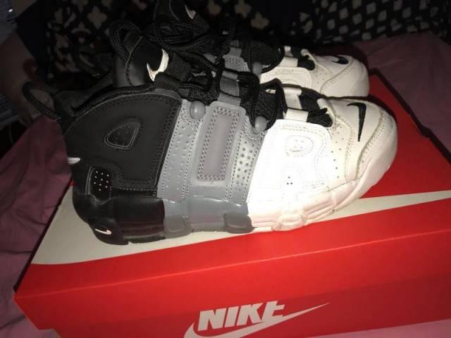 "725ed536a095f8 Nike Air More Uptempo ""Tri-Color"