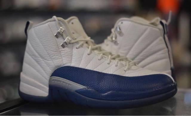 Jordan 12 French blue size 8 | Kixify