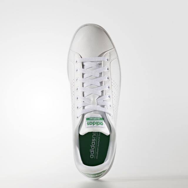 Adidas Neo Cloudfoam Advantage Clean Men's Casual ...